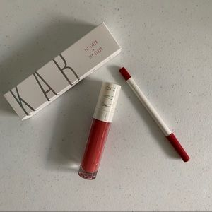 New Kab lip duo in charming